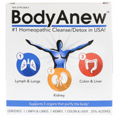 BodyAnew Cleanse Drops MediNatura Detox Kit, UK Shop