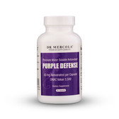 Buy Premium Supplements Purple Defense 90 Caps Dr. Mercola Online, UK Delivery, Antioxidant