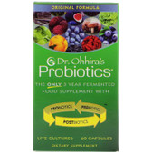 Buy Essential Formulas Probiotics Original Formula 60 Caps Dr. Ohhira's Essential Formulas Online, UK Delivery, Stabilized Probiotics