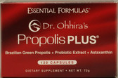 Buy Essential Formulas Propolis Plus 120 Caps Dr. Ohhira's Essential Formulas Online, UK Delivery, Probiotics Acidophilus