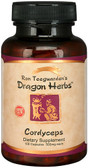 Buy Cordyceps 500 mg 100 Veggie Caps Dragon Herbs Online, UK Delivery, Immune Support Mushrooms