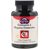 Buy Codonopsis & Zizyphus 500 mg 100 Caps Dragon Herbs Online, UK Delivery, Ginseng Immune Treatment