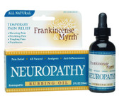 Buy Neuropathy Rubbing Oil 2 oz (59 ml), Frankincense & Myrrh, Pain Relief ,Natural Remedy, UK