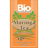 Moringa Tea 30 Bags Bio Nutrition, Moringa Oleifera - Wellness