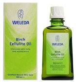 Weleda Birch Cellulite Oil 3.4 oz, Improves Skin Tone