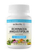 Buy Echinacea Angustifolia 325 mg 90 Non-GMO Veggie Caps Eclectic Institute Online, UK Delivery