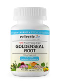 Buy Goldenseal Root 400 mg 50 Veggie Caps Eclectic Institute Online, UK Delivery, Herbal Remedy Natural Treatment