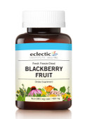 Buy Blackberry Fruit 480 mg 90 Non-GMO Veggie Caps Eclectic Institute Online, UK Delivery, Herbal Remedy Natural Treatment