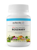 Buy Rosemary 300 mg 90 Veggie Caps Eclectic Institute Online, UK Delivery, Herbal Remedy Natural Treatment