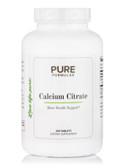 UK Buy Calcium Citrate, 250 Tabs, PureFormulas, Bones