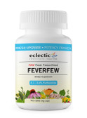 Buy Feverfew 350 mg 90 Non-GMO Veggie Caps Eclectic Institute Online, UK Delivery, Herbal Remedy Natural Treatment