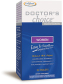 Buy Doctor's Choice for Women 90 Tabs Enzymatic Therapy Online, UK Delivery, Multivitamins