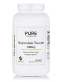 Magnesium Taurate 400, 120 Tabs, PureFormulas