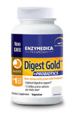 Buy Digest Gold + Probiotics 180 Caps Enzymedica Online, UK Delivery, Stabilized Probiotics
