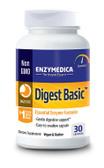 Buy Digest Basic 30 Caps Enzymedica Online, UK Delivery, Digestive Enzymes