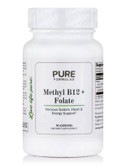 UK Buy Methyl B12 Plus, 90 Tabs, PureFormulas