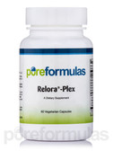 Relora-Plex 60 Vegetarian Caps Pure Formulas, Stress, UK