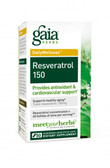 Buy Resveratrol 150 50 Vegetarian Liquid Phyto-Caps Gaia Herbs Online, UK Delivery,