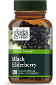 UK Buy Black Elderberry, 60 Phyto-Caps, Gaia