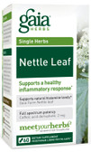 Buy Nettle Leaf 60 Veggie Liquid Phyto-Caps Gaia Herbs Online, UK Delivery, Lung Bronchial Formulas Remedy Relief Treatment Respiratory Support
