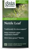 Buy Nettle Leaf 60 Veggie Liquid Phyto-Caps Gaia Herbs Online, UK Delivery, Lung Bronchial Formulas
