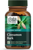 Buy Cinnamon Bark 60 Veggie Liquid Phyto-Caps Gaia Herbs Online, UK Delivery, Herbal Remedy Natural Treatment