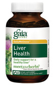 Buy Liver Health 60 Veggie Liquid Phyto-Caps Gaia Herbs Online, UK Delivery, Liver Support Formulas Pain Relief Remedy Treatment img2