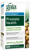 Buy Prostate Health 60 Vegetarian Liquid Phyto-Caps Gaia Herbs Online, UK Delivery, Men's Vitamins