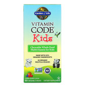 Buy Vitamin Code Kids Chewable Whole Food Multivitamin for Kids Cherry Berry 60 Chewable Bears Garden of Life Online, UK Delivery, Multivitamins For Children