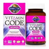 Buy Vitamin Code Women 120 UltraZorbe Veggie Caps Garden of Life Online, UK Delivery, Raw Vitamins