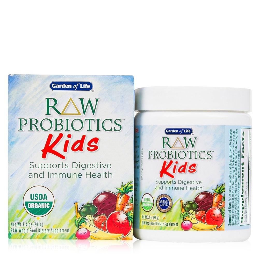 Buy Garden Of Life Raw Kids Probiotics 3 4 Oz Online Uk Delivery