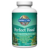 Buy Perfect Food Super Green Formula 150 Veggie Caplets Garden of Life Online, UK Delivery, Superfoods Green Food