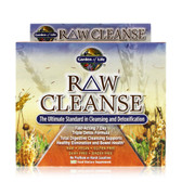 Buy RAW Cleanse The Ultimate Standard in Cleansing and Detoxification 3 Part Program 3 Step Kit Garden of Life Online