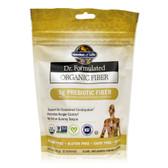 Buy Dr. Formulated Organic Fiber Clear Unflavored Powder Supplement 6.8 oz (192 g) Garden of Life Online, UK Delivery, Fiber
