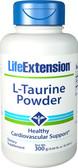 Life Extension L-Taurine Powder 300 g