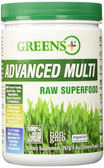 Buy Advanced Multi Raw Superfood 9.4 oz (276 g) Greens Powder Greens Plus Online, UK Delivery, Superfoods Green Food