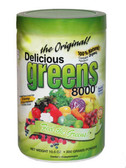 Buy Delicious Greens 8000 Original 10.6 oz (300 g) Powder Greens World Online, UK Delivery, Green Foods Superfoods