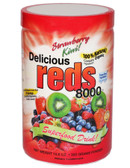 Buy Delicious Reds 8000 Strawberry Kiwi 10.6 oz (300 g) Greens World Online, UK Delivery, Superfoods Green Food