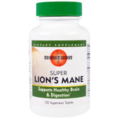 Buy Mushroom Wisdom Super Lion's Mane 120 Veggie Tabs Grifron Maitake Online, UK Delivery, Immune Support Mushrooms