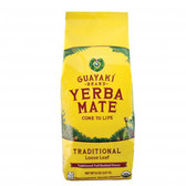 Buy Organic Yerba Mate Traditional Loose Leaf 8 oz (227 g) Guayaki Online, UK Delivery, Certified Organic Fair Trade