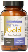 Buy Etherium Gold 300 mg 240 Vegicaps Harmonic Innerprizes Online, UK Delivery, Monatomic Mineral Etherium