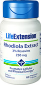 Life Extension Rhodiola Extract (3% Rosavins) 250 mg 60 Caps