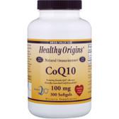 Buy CoQ10 (Kaneka Q10) 100 mg 300 sGels Healthy Origins Online, UK Delivery, Coenzyme Q10