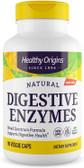 Buy Digestive Enzymes Broad Spectrum 90 Veggie Caps Healthy Origins Online, UK Delivery, Digestive Enzymes