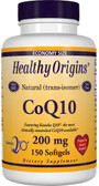 Buy CoQ10 ( Kaneka Q10 ) 200 mg 150 sGels Healthy Origins Online, UK Delivery, Coenzyme Q10