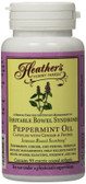 Buy Peppermint Oil Intense Bowel Soothing 90 Enteric Coated sGels Heather's Tummy Care Online, UK Delivery, Herbal Remedy Natural Treatment
