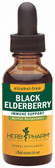Buy Black Elderberry Alcohol-Free 1 oz (29.6 ml) Herb Pharm Online, UK Delivery, Cold Flu Remedy Relief