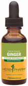 Buy Ginger 1 oz (29.6 ml) Herb Pharm Online, UK Delivery, Herbal Remedy Natural Treatment