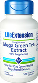 Life Extension, Mega Green Tea Extract, 100 Caps