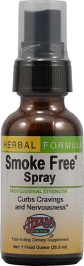 Buy Smoke Free Spray 1 oz (29.5 ml) Herbs Etc. Online, UK Delivery, Stop Smoking Remedies Aids Treatment